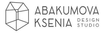 Студия дизайна интерьера Абакумовой Ксении