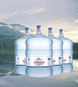 Доставка качественной бутилированной воды от компании «Четыре капли»
